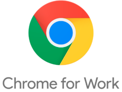 Logo Google Chrome for Works